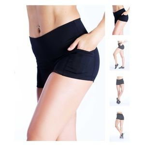 Popflex Workout Shorts